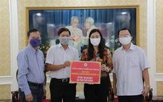 EVNHCMC đóng góp ủng hộ phòng, chống dịch COVID-19