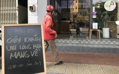 Từ 15h chiều 29-3, quán ăn tại Đà Nẵng chỉ được bán mang đi