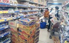 TP.HCM: hàng hóa dồi dào, ăn mấy tháng không hết