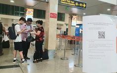 Sẽ giảm 2/3 số lượng chuyến bay nội địa đến Tân Sơn Nhất