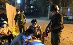 Bình Thuận thẳng tay xử phạt nhiều người không đeo khẩu trang nơi công cộng