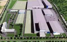 Nhà máy sản xuất linh kiện hàng không vũ trụ ở Đà Nẵng đi vào hoạt động