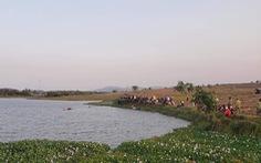Lật thuyền trên hồ thủy điện, 3 thanh niên chết đuối