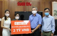 Bạn đọc đã chung tay cùng Tuổi Trẻ 14,5 tỉ đồng: 'Mỗi người góp một ít, Việt Nam sẽ thắng COVID-19'