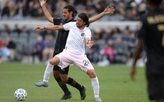 Lee Nguyễn không thể cứu đội bóng của Beckham