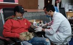 TP.HCM vận động hiến máu đảm bảo cho cấp cứu và điều trị