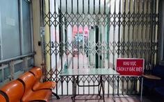 Bệnh viện Xanh Pôn dỡ phong tỏa khoa chấn thương chỉnh hình