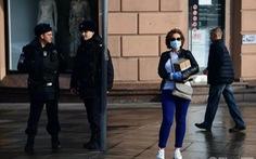 Matxcơva phạt 12 triệu đồng với người vi phạm lệnh tự cách ly