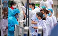 Tân giám đốc Bệnh viện Bạch Mai Nguyễn Quang Tuấn: Dồn lực để dập dịch
