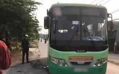 Nữ nhân viên xe buýt ở Củ Chi bị đâm trên xe, chết khi cấp cứu