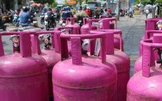 Giá gas giảm mạnh 69.000 đồng/bình 12kg