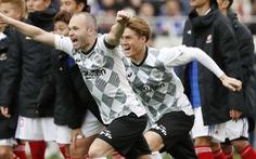 J-League có cầu thủ đầu tiên dương tính với COVID-19, đồng đội của Iniesta