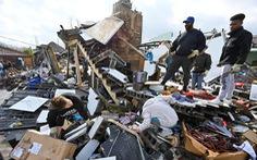25 người chết vì lốc xoáy trong ngày 'Siêu thứ ba' ở Tennessee, Mỹ