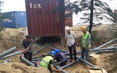 Phạt doanh nghiệp đặt 130 thùng container ở rừng phòng hộ 70 triệu đồng
