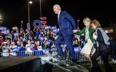 Siêu thứ ba bầu cử Mỹ: Ông Biden 'hồi sinh', Sanders giành chiến thắng tại California