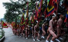 Lễ hội đền Hùng bỏ hết phần hội đông người, chỉ dâng hương gọn nhẹ vì corona