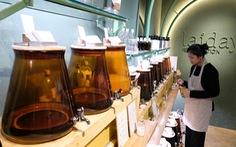 Đi chợ ở cửa hàng refill