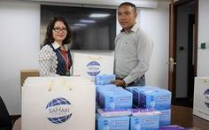 Công ty Cổ phần Samaki Power tặng 250.000 khẩu trang