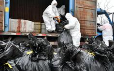 Vũ Hán đau đầu giải quyết núi rác thải y tế