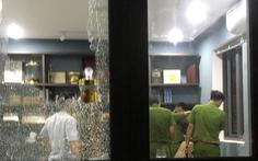 Bắt hai người đập phá biệt thự đại gia bất động sản ở Đà Nẵng
