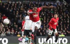 Tân binh Ighalo lập cú đúp giúp Man Utd thắng dễ ở Cúp FA