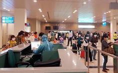 Sân bay Cần Thơ, Vân Đồn ngừng tiếp nhận các chuyến bay từ Hàn Quốc