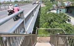 Cầu bộ hành: Vẫn cần xây thêm nhiều