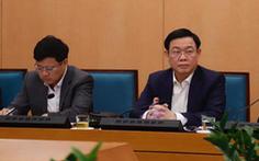 Bí thư Hà Nội Vương Đình Huệ: 'Hoãn tất cả các lễ hội, hội họp không cần thiết'