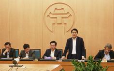 Chủ tịch Hà Nội: 5 người đã ngồi ghế của bệnh nhân thứ 17 trên máy bay