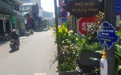 Huế không phong tỏa đường Phạm Ngũ Lão như ở phố Trúc Bạch
