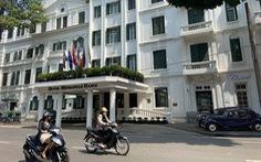 Hà Nội khử trùng 13 khách sạn đón khách đi cùng chuyến bay bệnh nhân 17