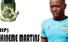 Gục ngã trên sân, cầu thủ ở Nigeria không qua khỏi vì... xe cứu thương hỏng