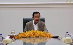 Thủ tướng Campuchia Hun Sen góp 7 tháng lương chống COVID-19