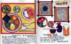 32 năm vẽ từng bữa ăn, đầu bếp Nhật lưu giữ miền ký ức ẩm thực
