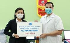 Mundipharma chung tay cùng các cán bộ y tế phòng chống COVID-19