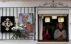 Tây Ban Nha qua đỉnh dịch, LHQ họp bàn COVID-19