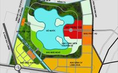 Xử lý trách nhiệm trong tham mưu thu hồi dự án sinh thái văn hóa hồ Vĩnh Lộc