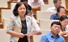 'Khá nhiều cử tri đề xuất bỏ thi THPT quốc gia'