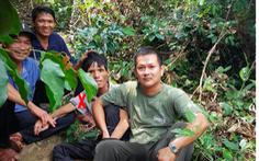 Nhóm thợ rừng mưu trí bắt thủ phạm giết người cách nay 2 tháng