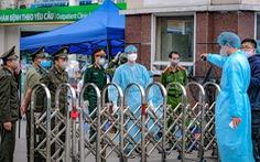 Gỡ phong tỏa, Bệnh viện Bạch Mai hoạt động bình thường từ 12-4