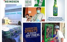 Heineken hỗ trợ nhóm yếu thế nhất chống chọi với đại dịch COVID-19