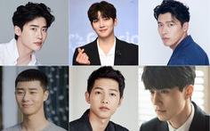 Top 10 sao Hàn Quốc đẹp trai nhất mọi thời đại gọi tên Lee Jong Suk, Lee Min Ho