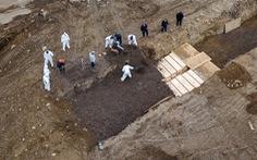 New York xây khu chôn cất tập thể 'khủng' vì dịch COVID-19, thật hay giả?