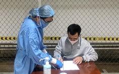 Không cho phép làm xét nghiệm virus SARS-CoV-2 theo yêu cầu