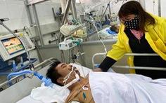 Nam thanh niên gặp tai nạn nguy kịch khi 'chống giặc' corona