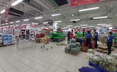 Các siêu thị Lotte, Co.opmart, Satra... giảm doanh thu 50% vì COVID-19
