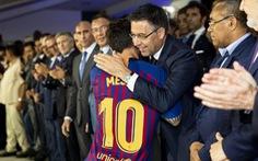'Nội chiến' khiến Barca rệu rã