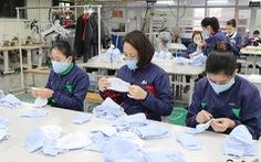 Không dễ xuất khẩu khẩu trang, quần áo bảo hộ phòng dịch