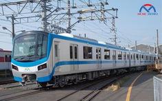 Tàu metro Bến Thành - Suối Tiên dự kiến về Việt Nam tháng 10