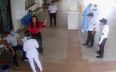 Lãnh đạo Lâm Đồng chỉ đạo công an điều tra vụ 'đấm vào mặt bảo vệ bệnh viện'